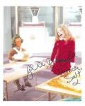 Julie Dawn Cole (Willy Wonka & The Chocolate Factory) - Genuine Signed Autograph 8102